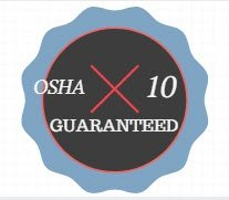 osha 10 guaranteed